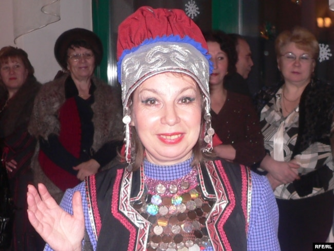 Аграфена Васильеваны Казанда керәшен йолалары белгече дип таныйлар