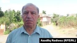 Sabiq gömrük işçisi Elman Hüseynov
