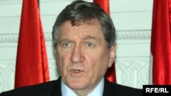 Richard Holbrooke, the U.S. special envoy to Afghanistan and Pakistan.