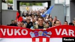 Протест у Вуковарі, 3 вересня 2013 року