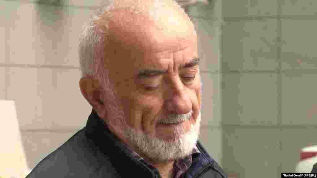 Асалбек Назриев,ҳунарпеша