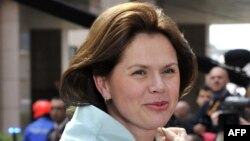 Kryeministrja sllovene, Alenka Bratusek
