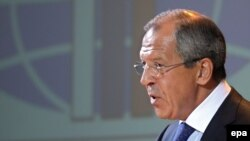 "Russian Foreign Minister Sergei Lavrov: ""Of course it is worrisome."""