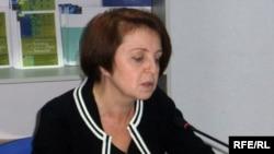 Lilia Carașciuc, Transparency International Moldova