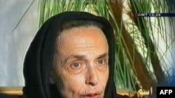 تصویر هاله اسفندیاری در تلویزیون ایران