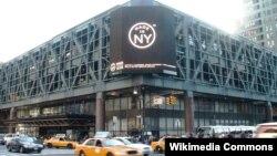 Автобусный вокзал на Манхэттене