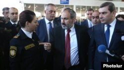 Armenian Prime Minister Nikol Pashinian was less than pleased after a recent visit to a customs facility.