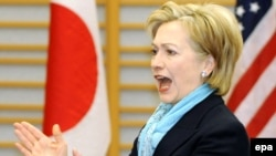 Hillary Rodham Clinton u Tokiju