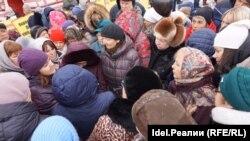 18 марта, пикет вкладчиков в Казани