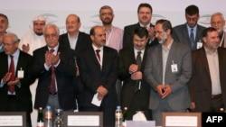 Grupi opozitar sirian...