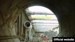 پروژه متروی اصفهان همچنان ادامه دارد.