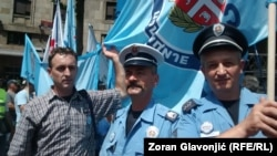 Sindikalni protest 17. jula u Beogradu