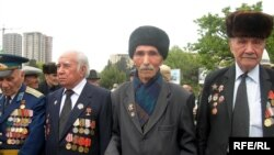 İndi Azərbaycanda 40 minədək müharibə veteranı var