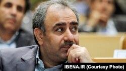 فرشاد حیدری، معاون نظارتی بانک مرکزی ایران.