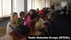 Илустрација: Oбукa за вработување на млади луѓе во Куманово(архивска фотографија)