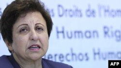 شیرین عبادی، فعال حقوق بشر