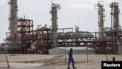 გაზის გამანაწილებელი სადგური ირანში