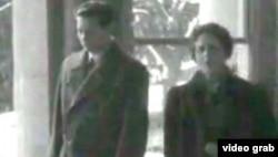 Regele Mihai și Regina Elena la Lausanne (1947)