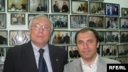 Сергій Комісаренко, Геннадій Руденко