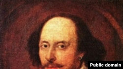 Принято считать, что на этом портрете (Chandos portrait) изображен Вильям Шекспир. Но ни одного достоверного изображения великого поэта не сохранилось. National Portrait Gallery, London.