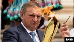 Сочи шаҳар мэри Анатолий Пахомов.
