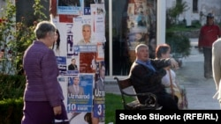 Ulice Travnika nakon izbora