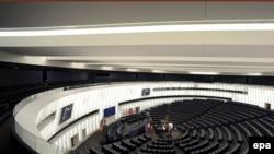 Pamje e Parlamentit Evropian