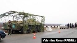 На мосту в Вадул-луй-Водэ