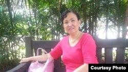 Дамира Өмүркулова 5 жылдан бери Сингапурда сабак берет.