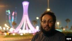 Jurnalistul Steven Sotloff, Manama, Bahrein, 26 octombrie 2010.