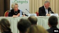 Прес-конференција на набљудувачите на ОБСЕ