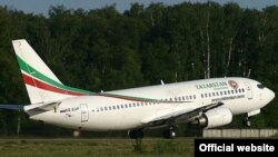 Һава ширкәтенең Boeing-737 очкычы