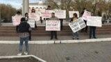 Kazakhstan - Aqtobe protest