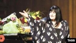 Оперная певица, солистка Большого театра Маквала Касрашвили
