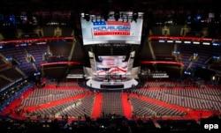 Последние приготовления перед съездом Республиканской партии
