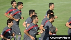 Iran's national soccer team