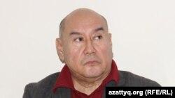 Адвокат Машкур Толегенов. Астаны, 19 ноября 2014 года.