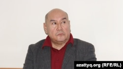 Адвокат Машқұр Төлегенов. Астана, 19 қараша 2014 жыл.