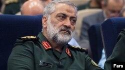 Abolfazl Shekarchi -İran silahlı qüvvələri baş qərargahının sözçüsü