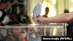Glasanje u Beogradu