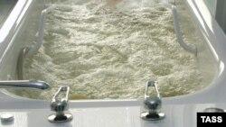 Как выясняется, стационарная ванна - изобретение великого писателя