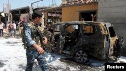 Basrada partlan ulag bombasy, 4-nji aprel, 2016
