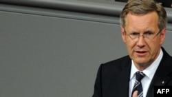Германия Президенти Кристиан Вулф.