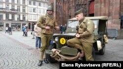 70 лет освобождения Страсбурга