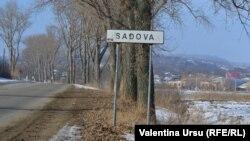 Satul Sadova