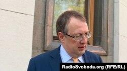 Антон Геращенко, заступним міністра МВС