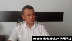 Белек Маматбаев