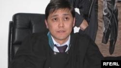 Судья Нуржан Пакирдинов.