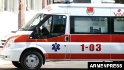 Автомобиль скорой помощи. Иллюстративное фото.