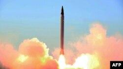 Запуск балістичної ракети в Ірані, 11 жовтня 2015 року